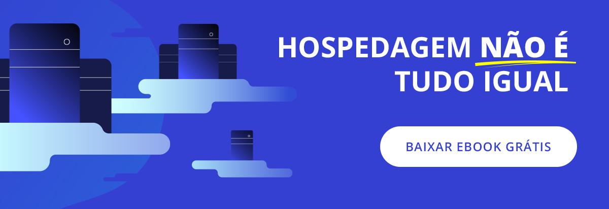 datacenter da hostnet hospedagem de sites